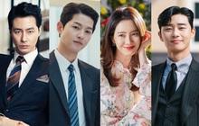 """30 diễn viên hot nhất xứ Hàn: Jo In Sung và """"mợ ngố"""" Song Ji Hyo thống trị BXH, Park Seo Joon vừa vào Marvel đã át cả Song Joong Ki"""