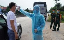 Hà Nam: Phát hiện 2 vợ chồng dương tính SARS-CoV-2 trên đường di chuyển từ TP.HCM về Lào Cai