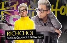 RichChoi vướng đủ thị phi từ Rap Việt sang King Of Rap: Drama đều liên quan tới ban tổ chức!