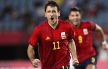 """Hậu vệ Bờ Biển Ngà """"phá game"""", giúp Tây Ban Nha trở về từ """"cõi chết"""", ngược dòng giành vé vào bán kết Olympic"""