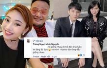 """Lương Minh Trang so sánh chuyện ly hôn với drama tình ái Sơn Tùng: """"Nó giống nhau ở chỗ đàn ông luôn im lặng"""""""