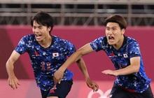 Olympic Nhật Bản giành vé vào bán kết bóng đá nam sau loạt đá luân lưu nghẹt thở