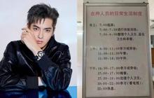 """Nghe tin Ngô Diệc Phàm bị cảnh sát Bắc Kinh bắt giữ, netizen nhanh trí xếp ngay cho """"đỉnh lưu"""" một lịch trình hoạt động siêu nhàn"""