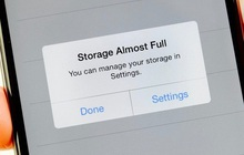 Lần đầu tiên có hãng mở dịch vụ nâng cấp bộ nhớ trong cho smartphone của mình