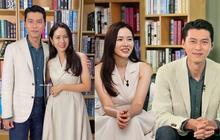 """MXH """"nổ"""" vì ảnh Hyun Bin - Son Ye Jin lần đầu cùng dự sự kiện hậu công khai hẹn hò, đã mặc đồ đôi còn ôm ấp như phu thê?"""