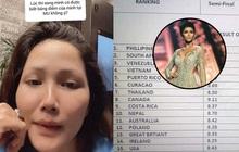 Sau 3 năm, H'Hen Niê mới lên tiếng nói rõ về bảng điểm bị rò rỉ trong đêm Chung kết Miss Universe, sự thật là gì?