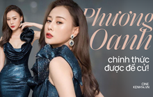 HOT: Phương Oanh chính thức được thêm vào danh sách đề cử tại VTV Awards 2021