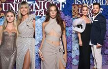 """Thảm tím gala Unicef: Katy Perry lột xác, con gái Heidi Klum ngực khủng át cả tình cũ Brooklyn và Emily Ratajkowski hở """"hiểm hóc"""""""