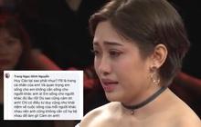 """Lương Minh Trang bức xúc vì bị """"nhai lại"""" vụ ly hôn, 1 lần nói rõ về chuyện chia tay Vinh Râu vì người thứ 3"""