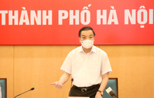 Chủ tịch Hà Nội: Những ngày giãn cách còn lại rất quan trọng để bóc tách hết F0 ra khỏi cộng đồng