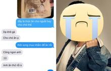 """1 nam rapper nổi tiếng mua snack """"lạ miệng"""" ở Hàn, linh tính mách bảo nên đi hỏi thử bạn và cái kết """"thốn"""" đến chua xót"""