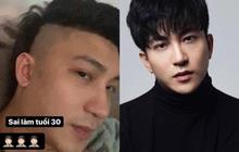 """Một đường cắt tóc sai lầm của B Trần tuổi 30 làm bác sĩ Phong của Cây Táo Nở Hoa bỗng hoá """"dân chơi xóm"""""""