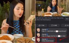 """Châu Bùi bị """"ném đá"""" khi livestream đọc tiếng Việt không dấu với loạt nội dung """"gây lú"""", dễ hiểu thành thô tục"""