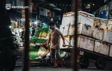 Hà Nội: Phong tỏa khu vực hải sản trong chợ Long Biên, tập trung truy vết liên quan ca Covid-19 từng đến đây