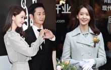 """Xỉu ngang """"combo visual"""" Yoona - Jung Hae In ở sự kiện cao cấp: Nữ thần SNSD như tiểu thư tài phiệt, tình tứ bất ngờ với tài tử cực phẩm"""