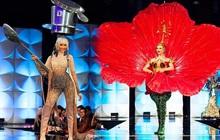 Hoàng Thùy từng định dùng ca dao hoa dâm bụt tại Miss Universe, lí do thay đổi liên quan tới một người đẹp khác?