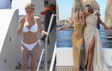 Tìm ra con gái nhà sao là đối thủ của chị em Kardashian: 17 tuổi đã có ngực ngoại cỡ át cả mẹ siêu mẫu, chân dài mặt xinh như búp bê
