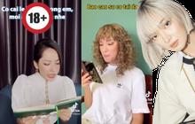 Trước khi gây tranh cãi vì livestream đọc tiếng Việt không dấu, Châu Bùi và Chi Pu cũng đã từng thực hiện thử thách nhạy cảm này?