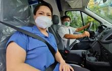 Sau 5 tháng, ông Đoàn Ngọc Hải chính thức nhận xe 2,5 tỷ: Tôi rất biết ơn Việt Hương