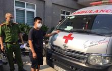 """Tài xế xe cứu thương chở đôi nam nữ """"thông chốt"""" vào Hà Nội"""