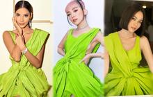 Pha đụng hàng gắt nhất nhì Vbiz hồi ấy: Đầm của NTK Công Trí mà 5 ngôi sao mặc trùng, ai đẹp hơn ai độc giả ơi chọn giúp!