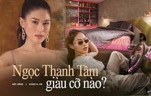 Ngọc Thanh Tâm - ái nữ nhà đại gia thuỷ sản giàu cỡ nào?