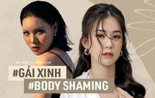 """Hội gái xinh trên mạng đáp trả ra sao khi bị """"body samsung""""?"""