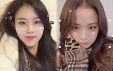 """Netizen sốc vì chị gái Rosé giống Jisoo, nhưng trong quá khứ gen 2 còn một cặp idol đỉnh hơn, giống nhau tới mức fan ruột cũng """"lú"""""""
