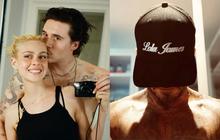 """Vợ chồng David Beckham ủng hộ """"con dâu"""" tài phiệt debut làm đạo diễn, bỗng Brooklyn lại bị réo tên mỉa mai vì 1 lí do"""