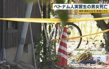 Phát hiện cặp đôi người Việt tử vong tại nhà ở Nhật, thi thể có máu với vết đâm