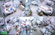 Clip: Theo chân một ca trực đêm của y bác sĩ BV Chợ Rẫy trong khu điều trị bệnh nhân Covid-19