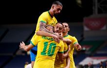 [Trực tiếp Bán kết Olympic] Brazil vs Mexico: Cuộc chiến nảy lửa của hai nhà vô địch