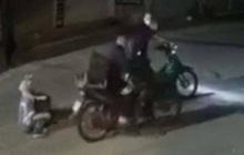 Nữ lao công hoảng sợ kể lại giây phút bị cướp, rất buồn vì chiếc xe máy là tài sản quý giá nhất trong nhà