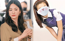 """Sẽ như thế nào nếu Song Hye Kyo trở về thời """"xì-tin dâu""""như 20 năm trước?"""