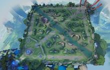 HOT: Toàn cảnh bản đồ mới Chiến trường 4.0 đẹp mê ly của Liên Quân, sắc nét đến từng chi tiết