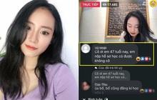 Phát hiện bố 47 tuổi vẫn âm thầm coi livestream cô giáo Minh Thu, con gái buột miệng nói 1 câu khiến ai cũng sặc cười