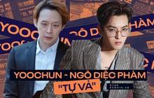 """2 nam thần """"tự vả"""" Ngô Diệc Phàm - Park Yoochun: Kẻ họp báo kêu oan kẻ tuyên bố hùng hồn, ai ngờ đều vào tù vì phốt rúng động"""