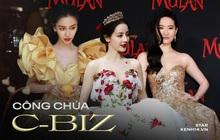 """Những nàng công chúa đẹp kinh diễm nhất Cbiz: Angela Baby - Dương Mịch đẹp nghẹt thở, vẫn bị Nhiệt Ba diễm lệ """"đè bẹp"""""""