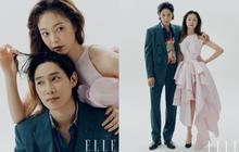 """""""Thành viên bị ghét nhất Running Man"""" Jeon So Min lột xác khó nhận ra: Ảnh tạp chí đã xinh ngất, hậu trường còn mê hơn"""