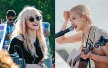 """Rosé (BLACKPINK) và Taeyeon cover cùng bài hát, 2 main vocal đình đám so tài """"bất phân thắng bại"""""""