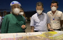 Quận Sơn Trà (Đà Nẵng) hỗ trợ tiền cho cả người tạm trú ở vùng cách ly y tế