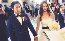 """Cbiz lại thêm 1 cặp """"toang"""": Tài tử Lương Sơn Bá - Chúc Anh Đài bất ngờ tuyên bố ly hôn sau 6 năm chung sống"""