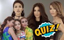 Quiz: Nhìn dáng đoán người, bạn có nhận ra dàn HLV The Face Vietnam?