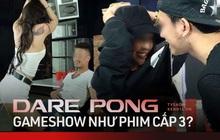 """Gameshow Việt bị lên án vì """"không khác gì phim cấp 3"""": Hôn sâu, đụng chạm phản cảm, đỉnh điểm là mô tả tư thế """"mây mưa"""""""