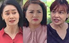 """3 bà mẹ """"trời đánh"""" ở Hương Vị Tình Thân: Tức anh ách với sự cay nghiệt đến tận cùng của mẹ ghẻ Phương Oanh"""