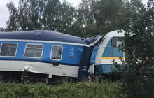[NÓNG] Trên 50 người thương vong trong vụ tai nạn tàu hỏa nghiêm trọng ở Cộng hòa Séc