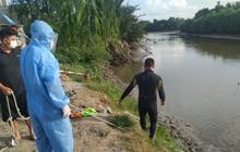 TP.HCM: 2 thanh niên đi bắt cá giữa dịch Covid-19, 1 người đuối nước tử vong