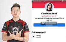"""Rambo Cao Lãnh bị Facebook """"sờ gáy"""", cấm đăng và bình luận, Linh Ngọc Đàm cười như được mùa?"""