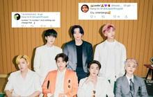 """Fan BTS tràn vào Twitter của Phó Tổng biên tập Billboard vì khinh thường #1 của idol: """"Hẹn gặp ông cả trong cơn ác mộng"""""""
