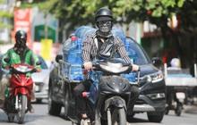 """Nắng nóng kinh hoàng và kéo dài nhiều ngày ở miền Bắc, Hà Nội như """"chảo lửa"""", nền nhiệt cao nhất 38 độ C"""